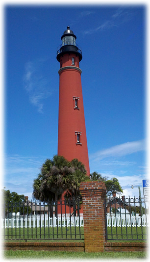 Ponce de Leaon Inlet Lighthouse